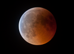 Total Moon Eclipse - Keratea 15 June 2011